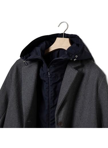 Lacoste Kadın  Palto BF1993.5RW Siyah